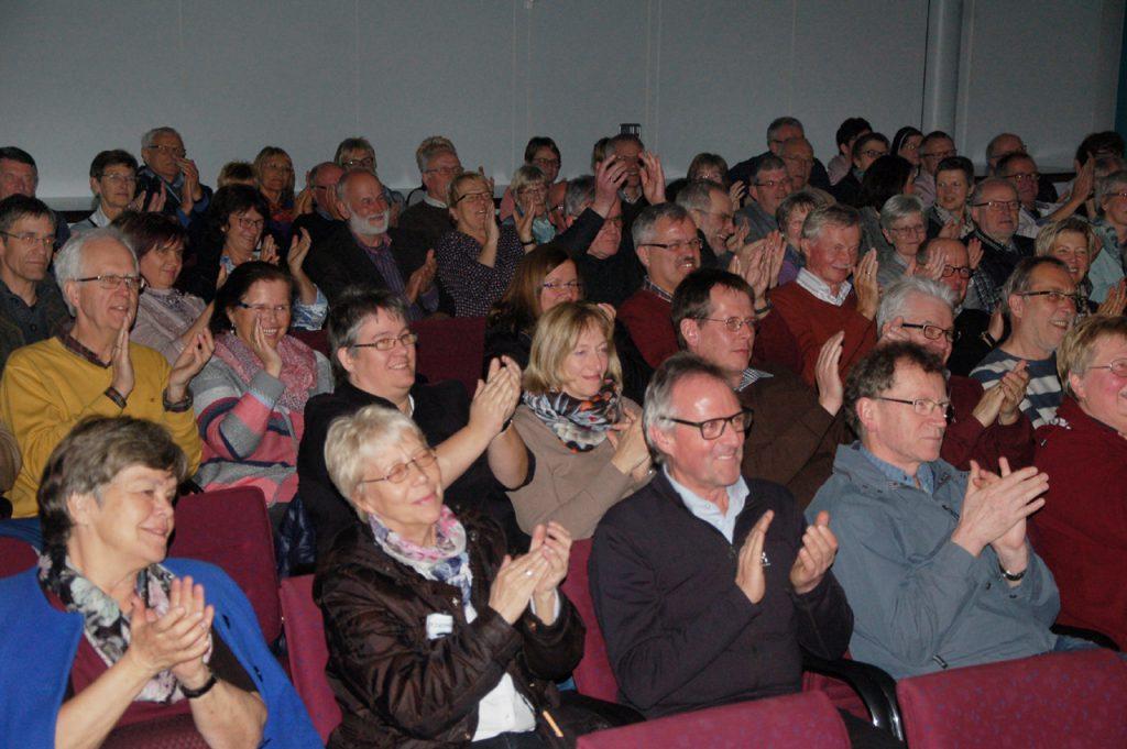 Das Publikum war begeistert. Alle Fotos: Kultur Pur/Ulrich Bock
