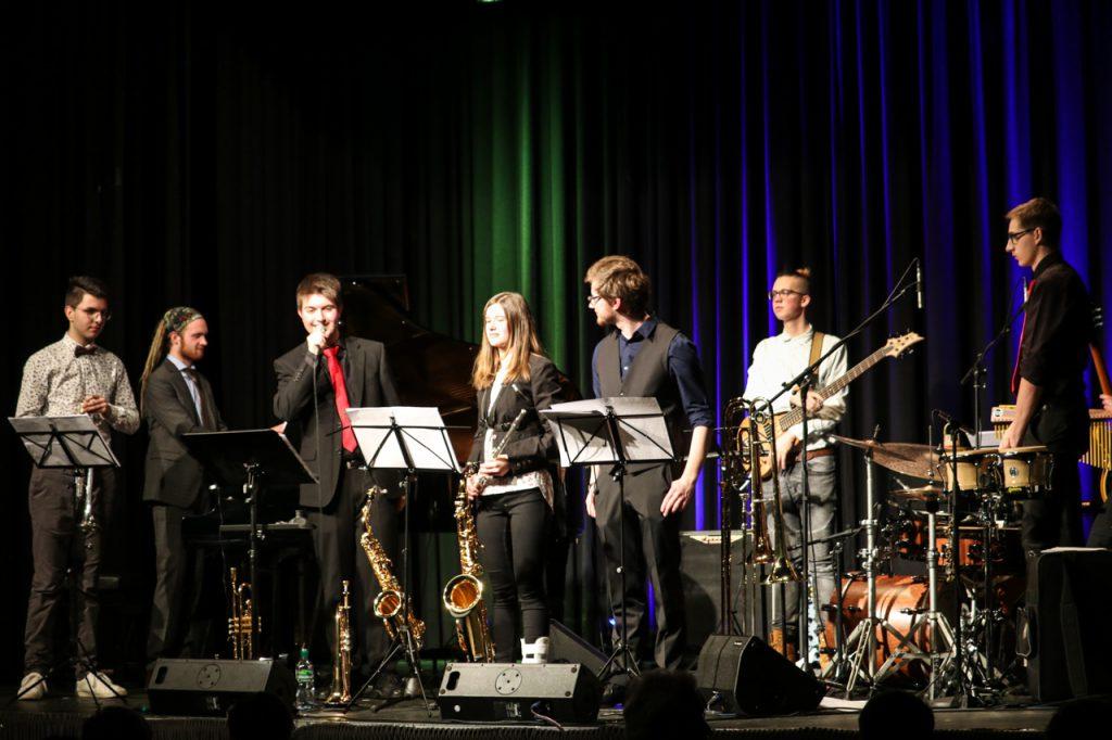 Die Jazz-Police sagt Danke. Foto: Kultur Pur/Ulrich Bock