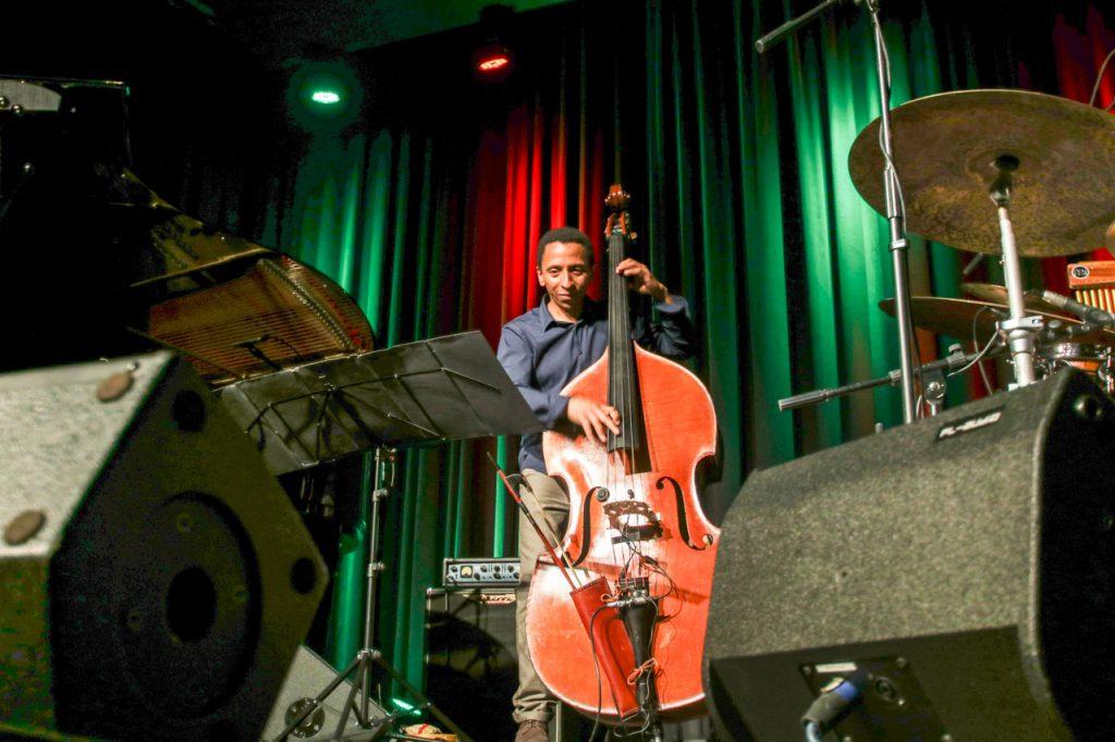 Omar Rodriguez bei der Arbeit. Foto: Kultur Pur/Ulrich Bock