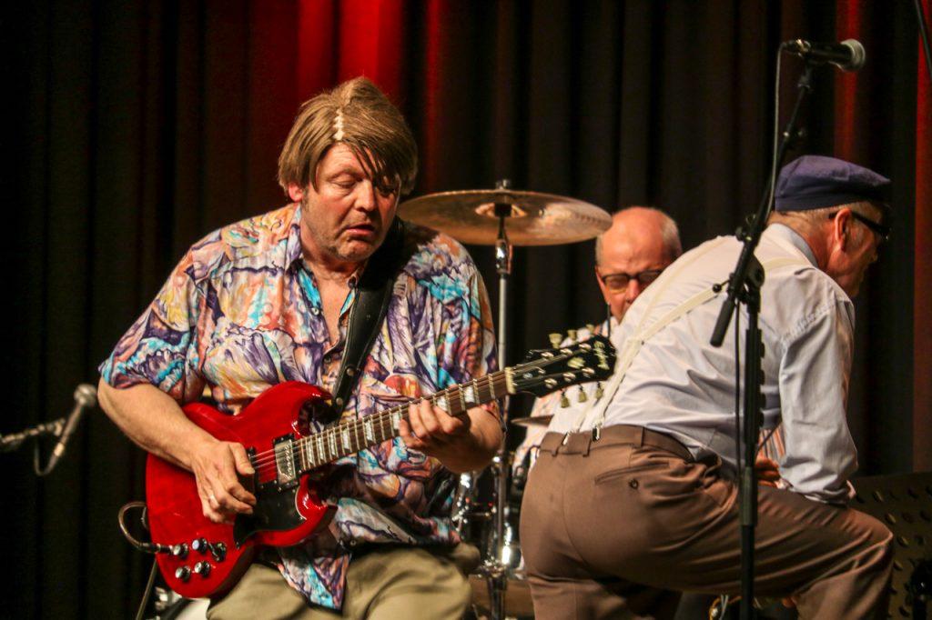 Ozzy rockt ab. Foto: Kultur Pur/Ulrich Bock