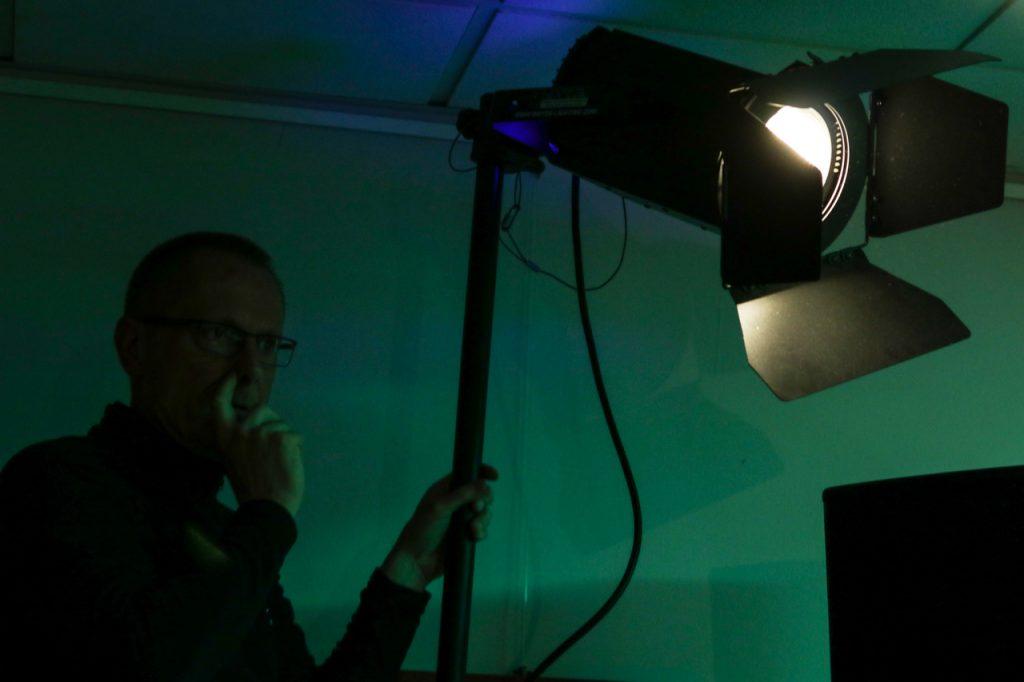 Auch das Licht will gut gesetzt sein. Foto: Kultur Pur/Ulrich Bock