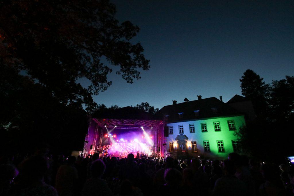 Was für eine Sommernacht. Foto: Kultur Pur/Ulrich Bock