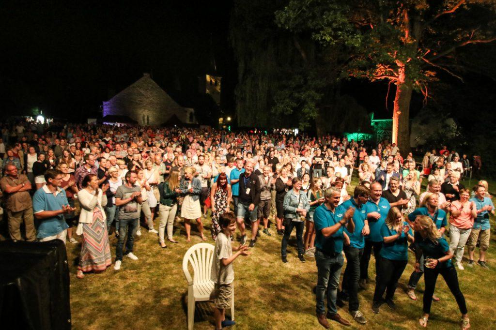 1000 Zuschauer danken für einen gelungenen Abend. Foto: Kultur Pur/Ulrich Bock