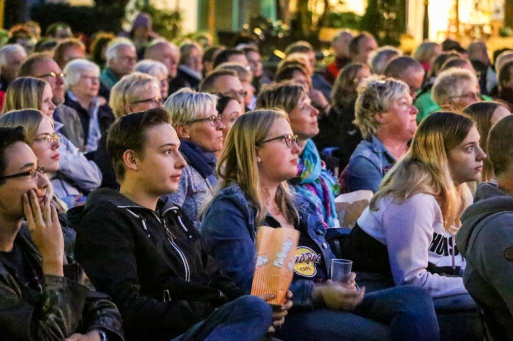 Popcorn und Kaltgetränke dürfen natürlich nicht fehlen. Foto: Kultur Pur/Ulrich Bock