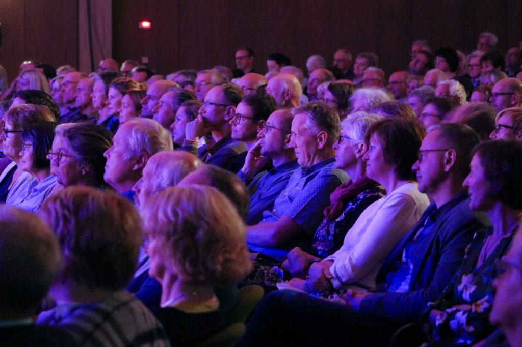 Das Publikum war begeistert. Foto: Kultur Pur/Ulrich Bock
