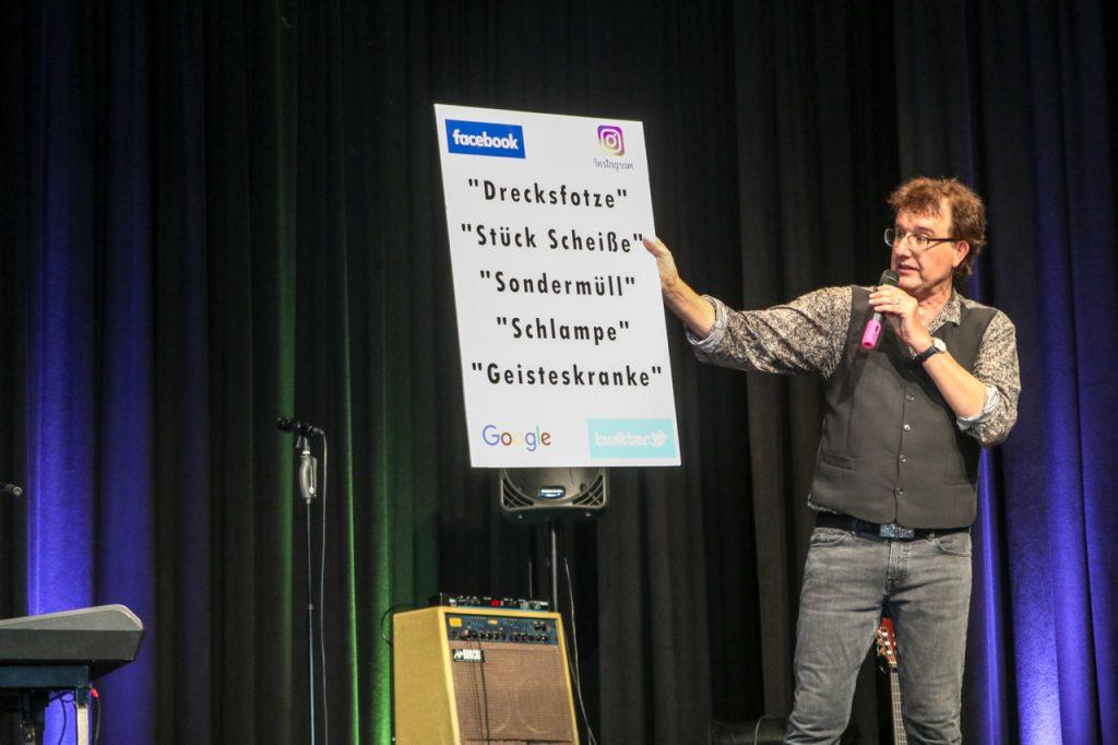 Diese Begriffe sollen keine Beleidigung, sondern freie Meinungsäußerung sein? Welcher Richter hat das bloß entschieden? Foto: Kultur Pur/Ulrich Bock