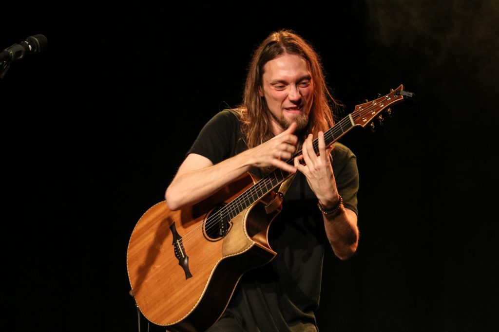 Seine Songs bezeichnet Dawes als Celebration of Life. Foto: Kultur Pur/Ulrich Bock