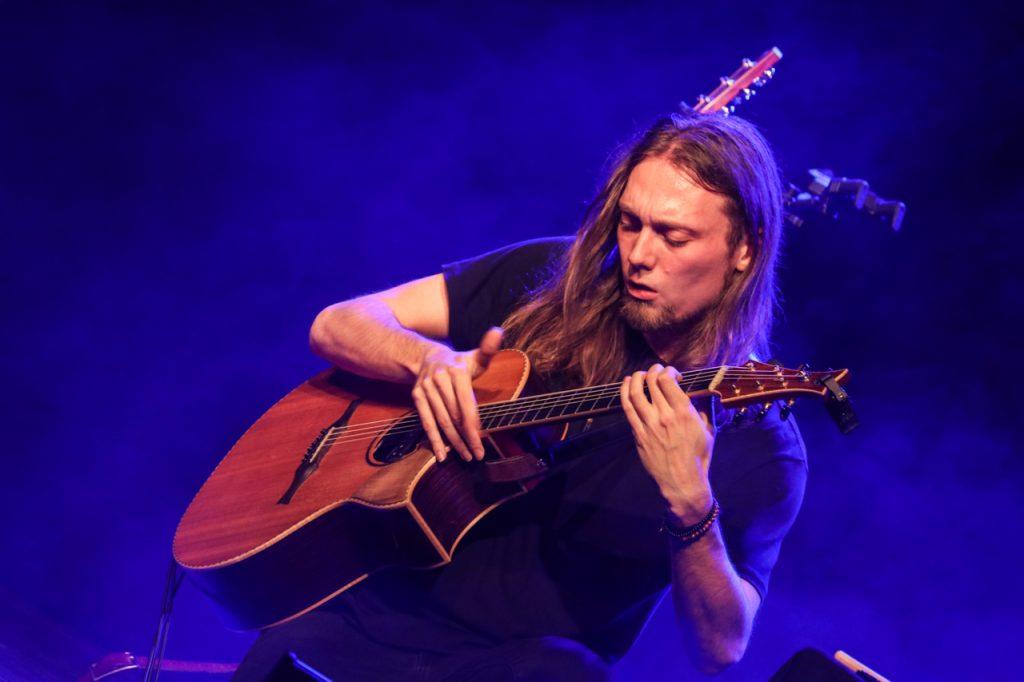 Dawes begeistert mit sphärischen Klängen. Foto: Kultur Pur/Ulrich Bock