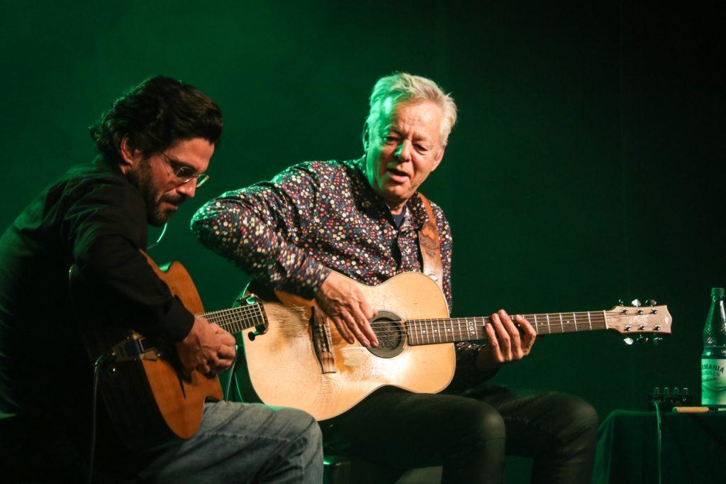 Improvisationen zu Alla Turca mit Josho Stephan. Foto: Kultur Pur/Ulrich Bock